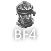 Lucid: Icons - Battlefield 4 White (Alternative) by legolinho