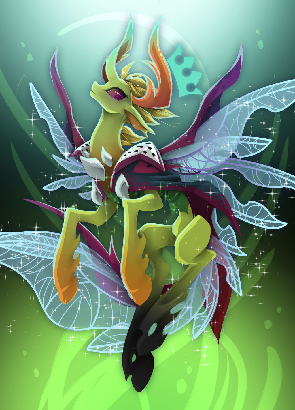 Thorax, King of Swarm