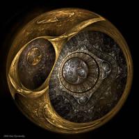 Scry Planetoid by kuzy62