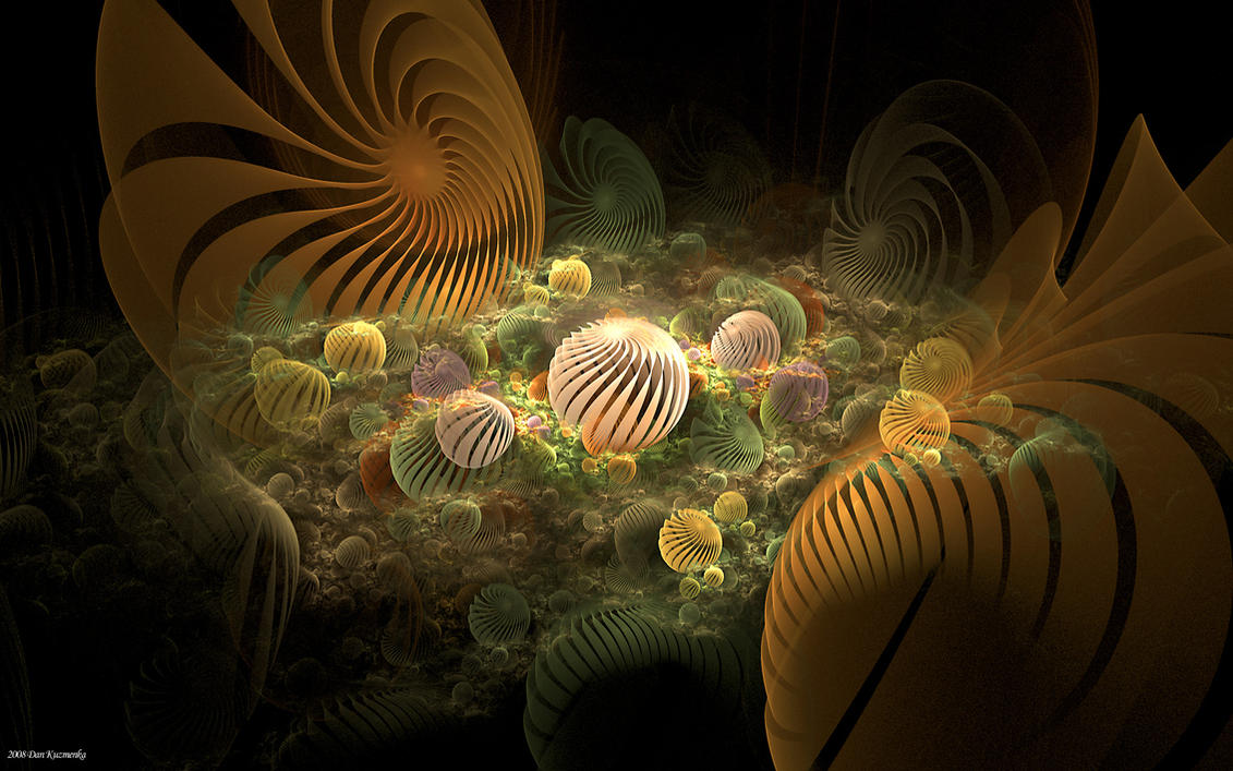 Jellyfish Fields by kuzy62