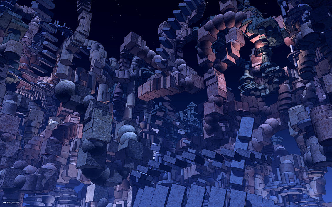 Deep Space by kuzy62
