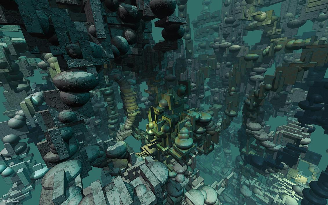 Sea Lab by kuzy62