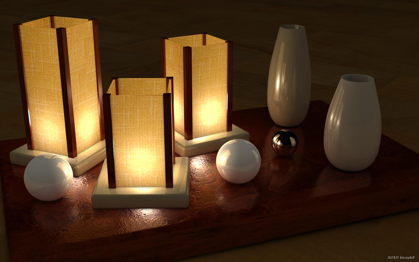 A Warm Glow by kuzy62
