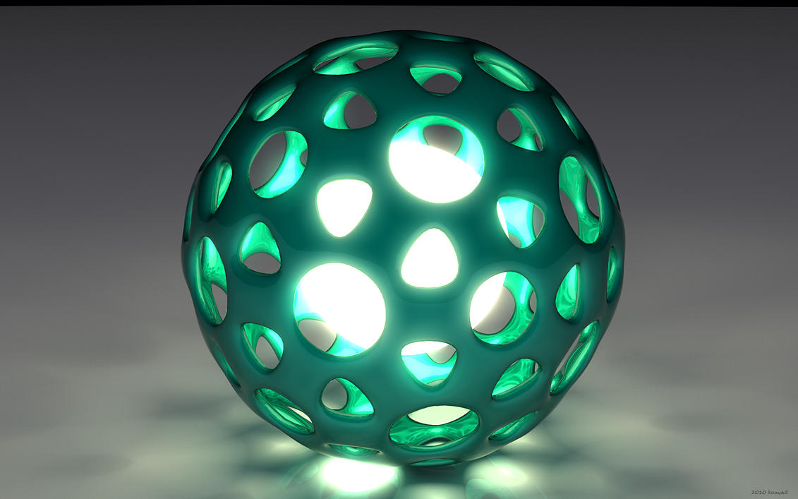 Light from Within by kuzy62