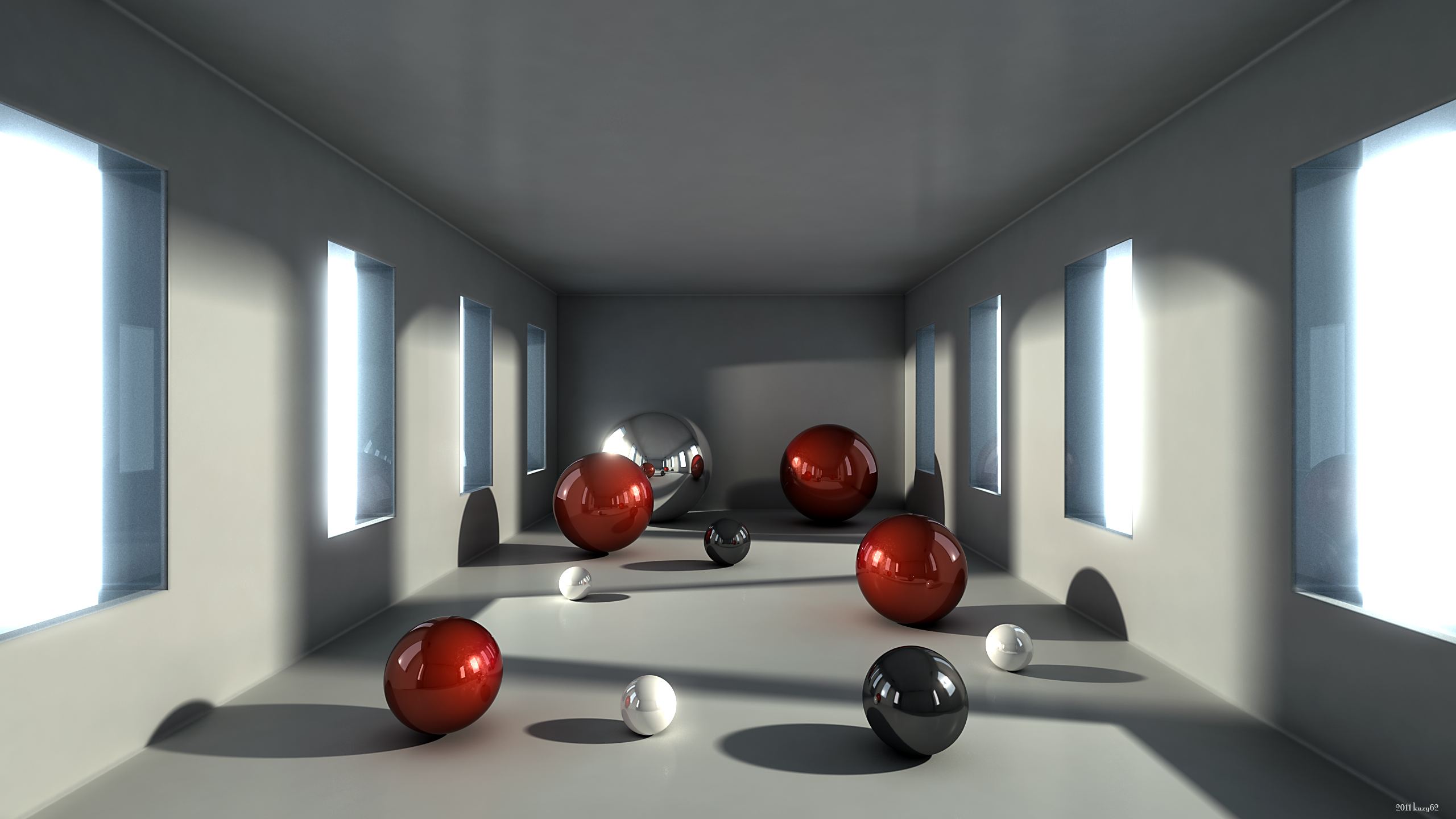 The Corridor by kuzy62