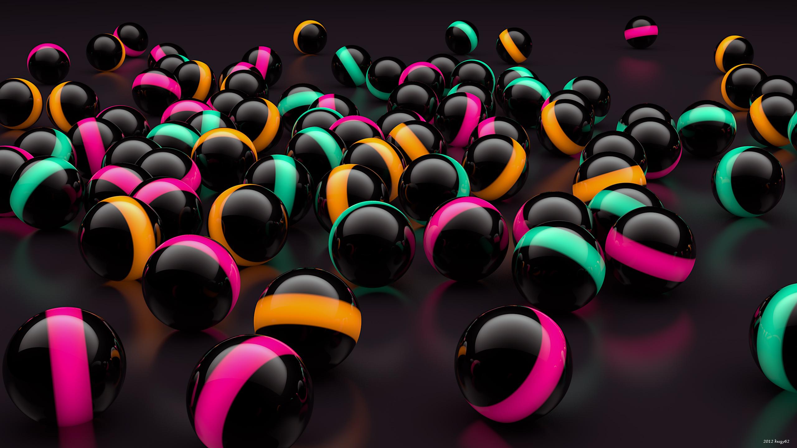 Random Spheres by kuzy62
