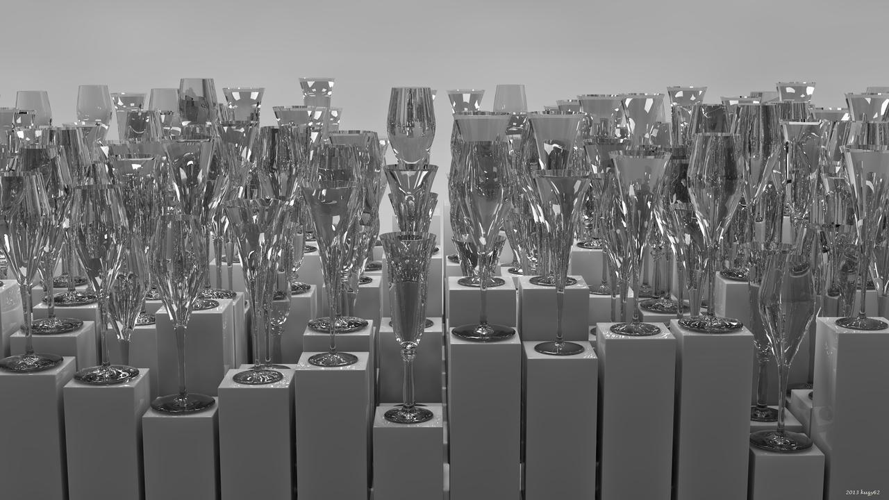 Glassware by kuzy62