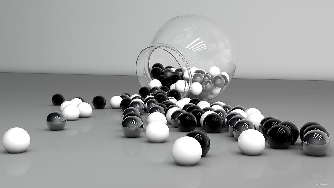 Candy Jar by kuzy62