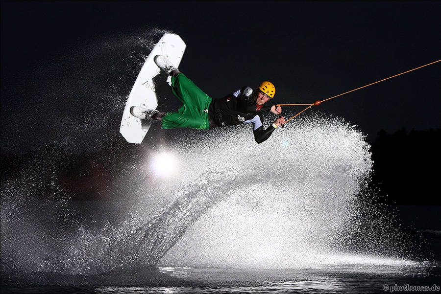 Wakeboarder 4 by phothomas