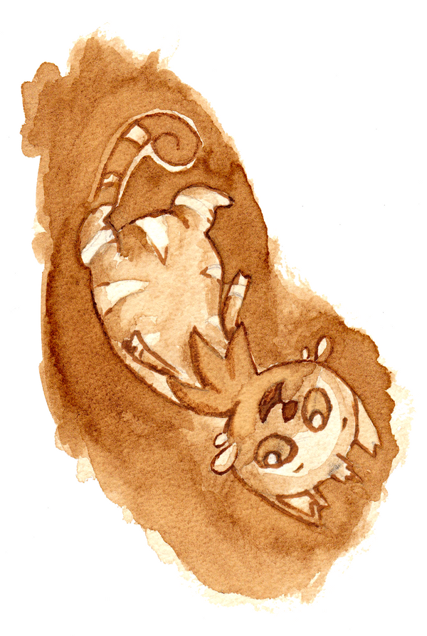 Falling Fennel by MaxWIllustration
