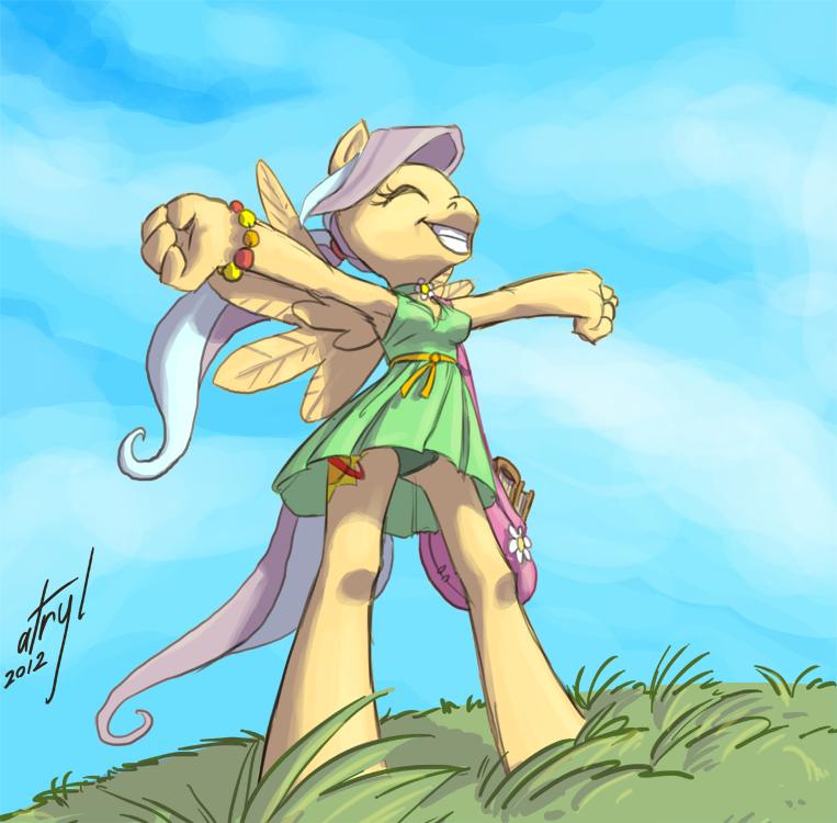 Sunshine! by atryl