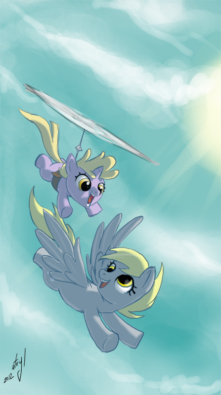 Soar the Sky by atryl