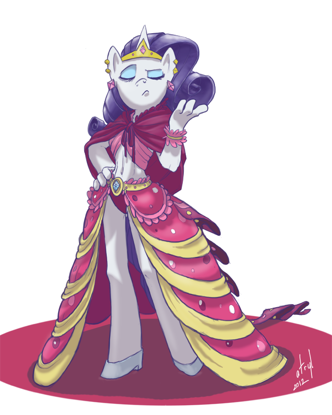 At the Gala by atryl
