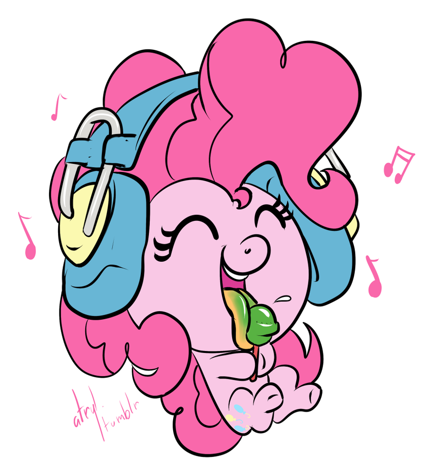 Pinkie Yum Yum by atryl