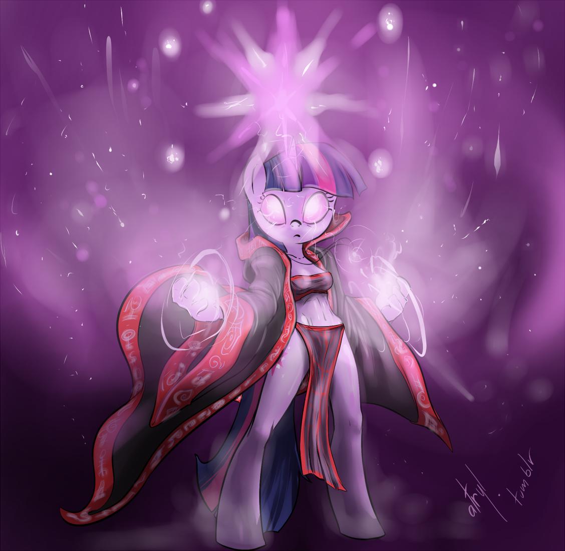 Twilight Sparkle by atryl