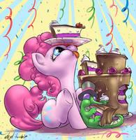 Pinkie Pie by atryl