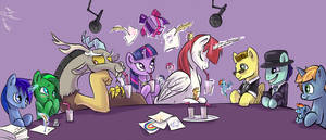 BronYCon interview #3 by atryl