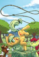 Applejack by atryl