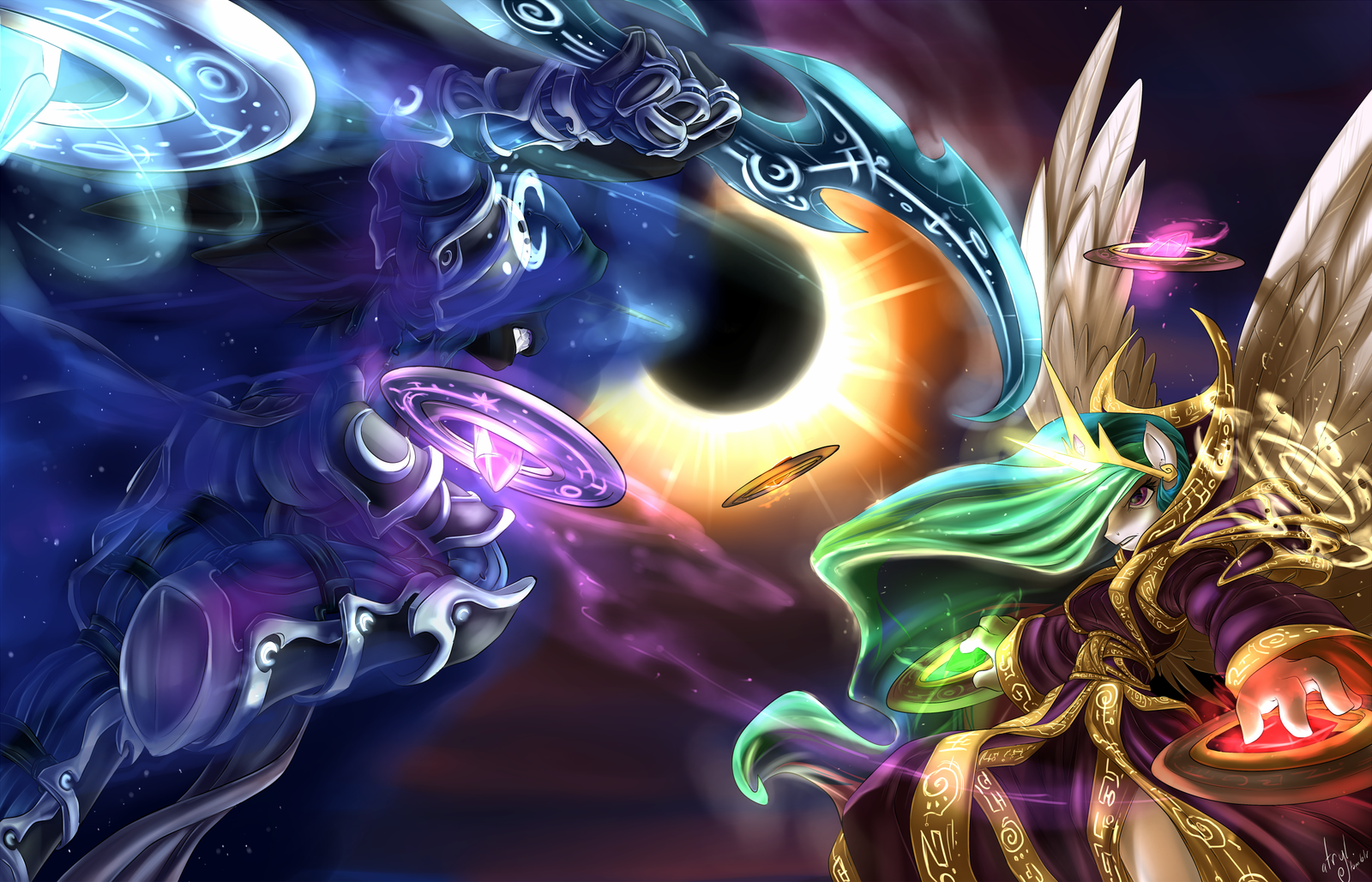 deviantart league of legends wallpaper