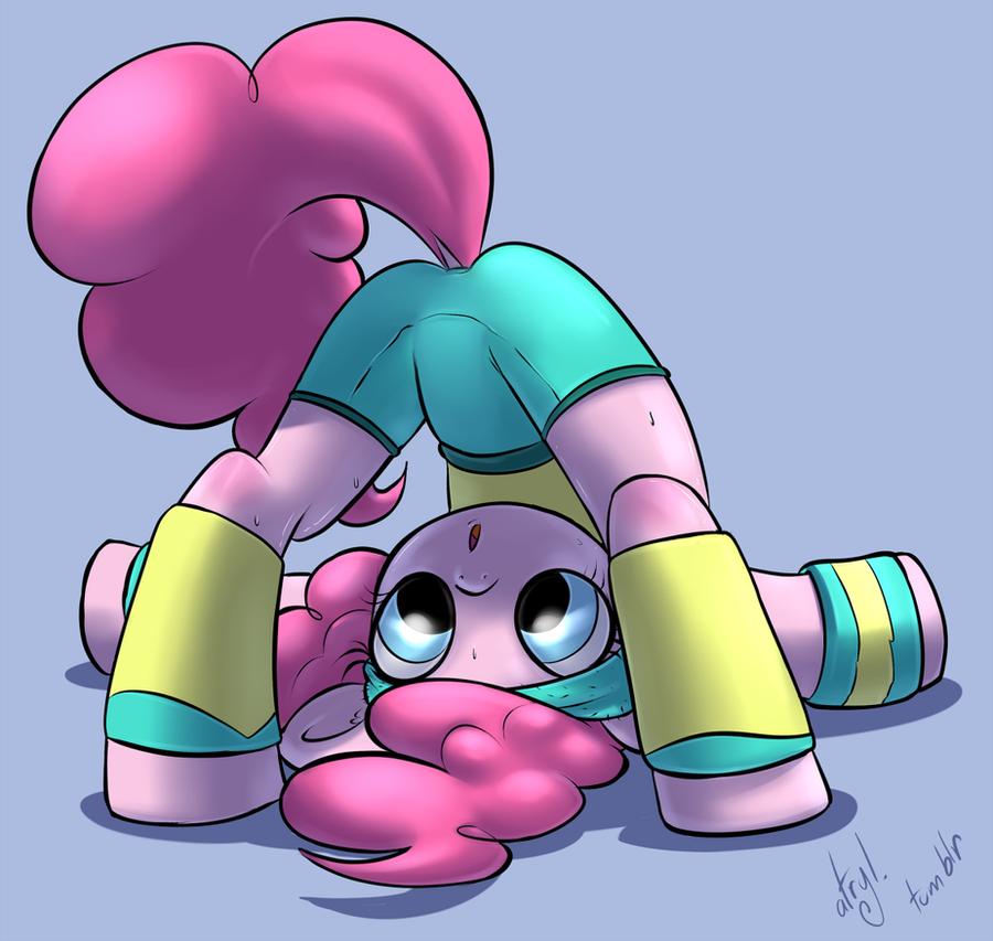 Pinkiebutt by atryl