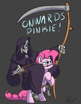 ONWARDS PINKIE