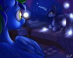 Commission - Luna's Invite