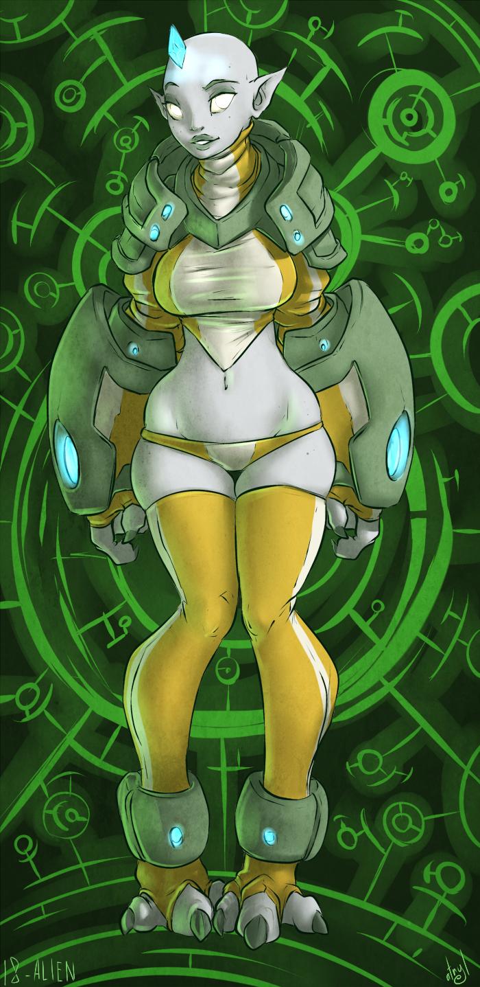 18 - Alien by atryl