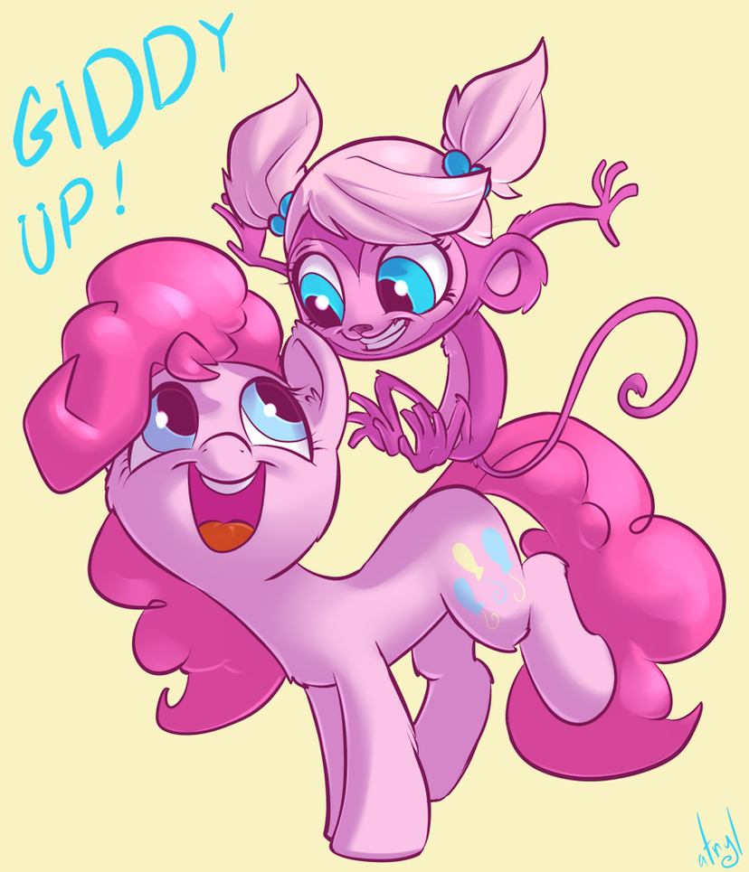 Giddy Up! by atryl