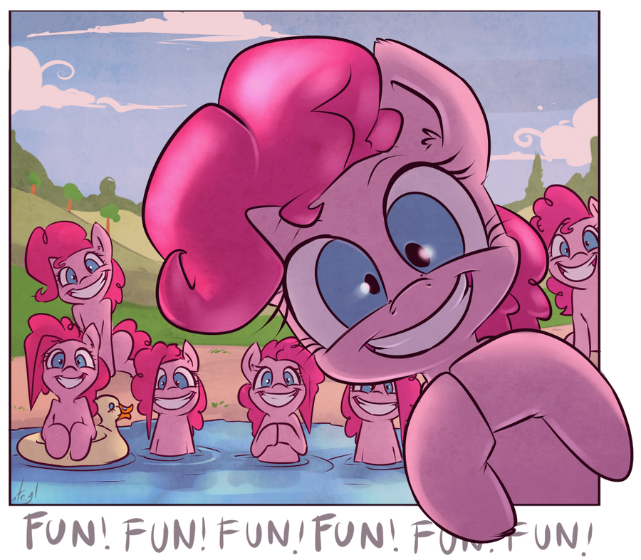 FUN FUN FUN by atryl