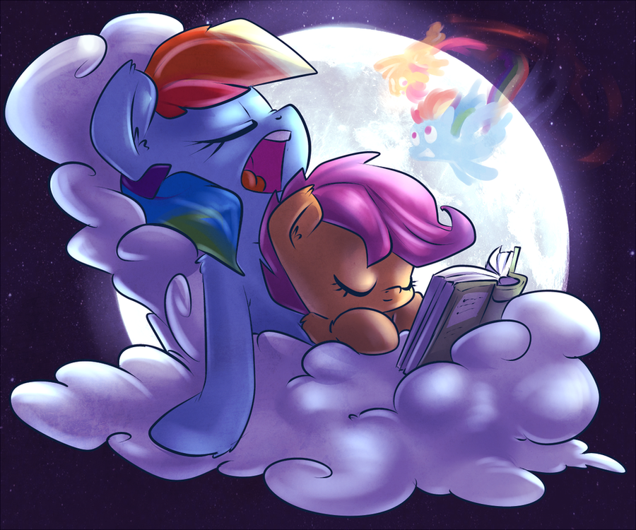 Sweet Dreams by atryl