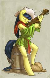 Fiddlesticks by atryl