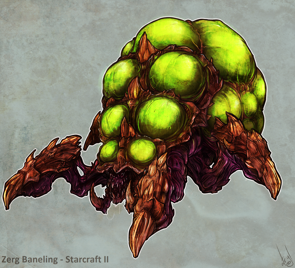 Baneling by atryl
