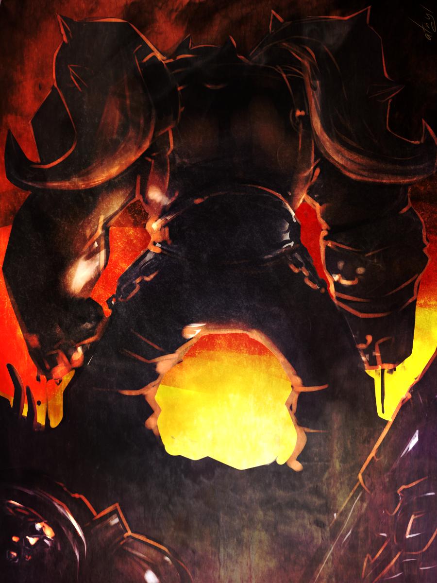 Dawn of Destruction by atryl
