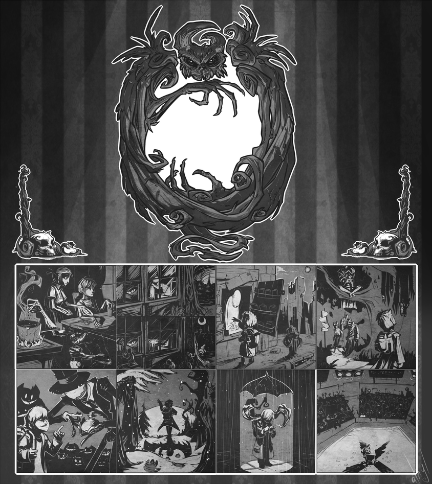 Nightmare Dust - artwork by atryl
