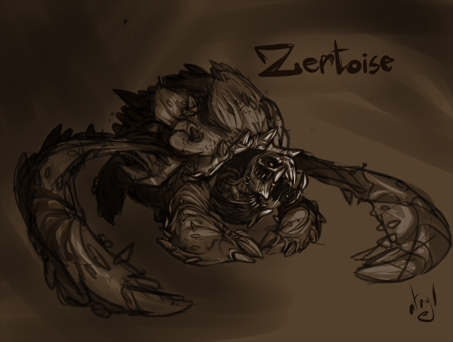 Zertoise by atryl