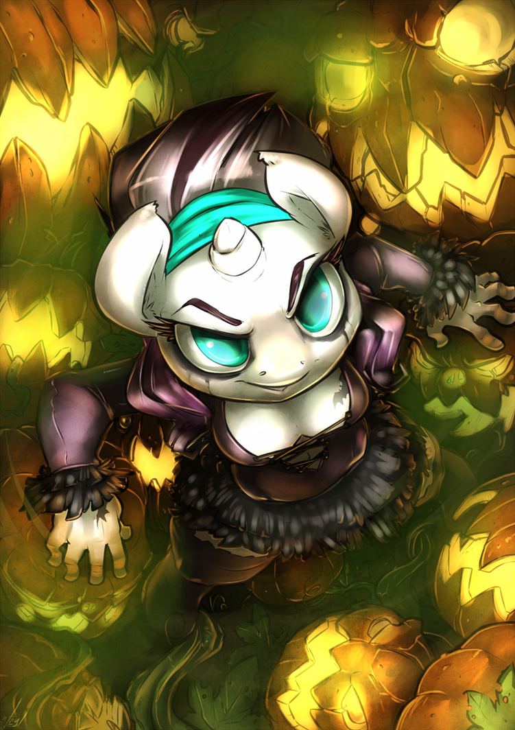 Pumpkin Queen by atryl