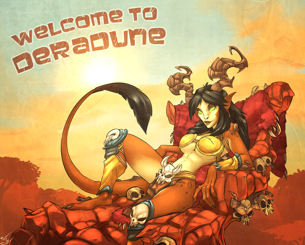 Welcome to Deradune by atryl