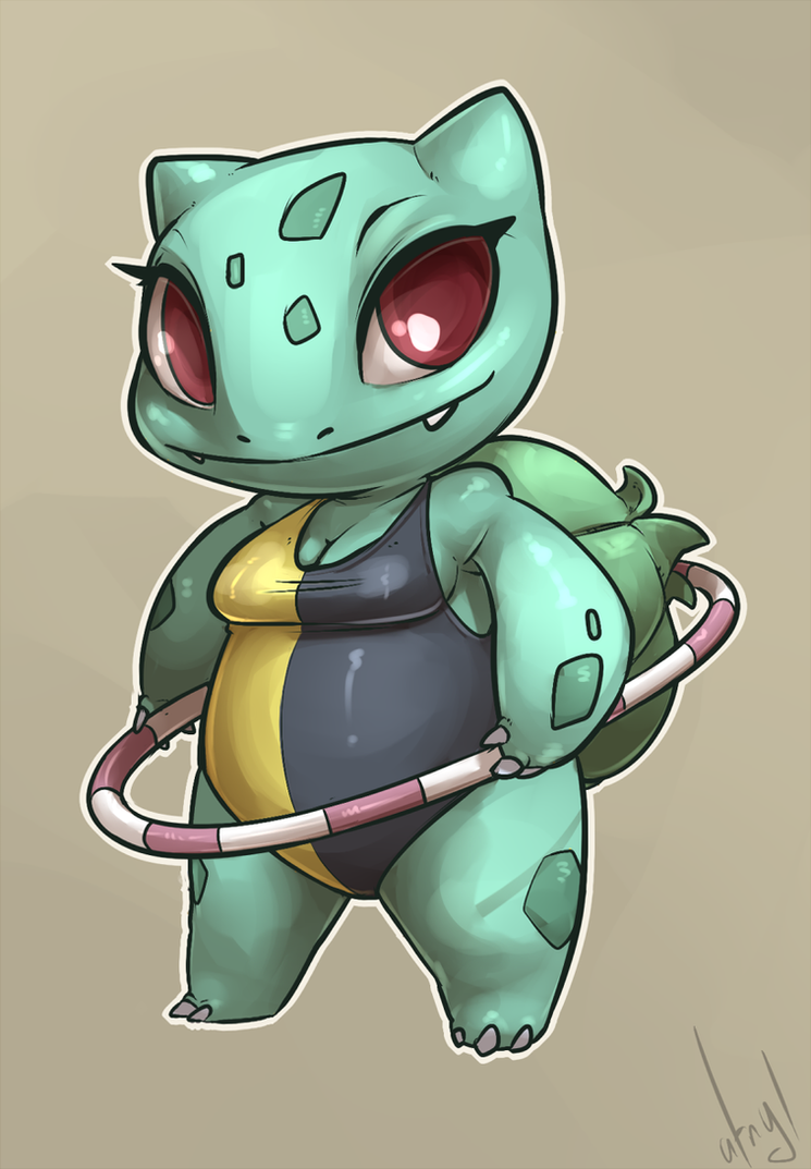 Bulbasaur by atryl