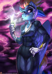 Power Ponies - Zapp