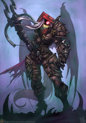 Demon Hunter Flutterbat by atryl