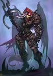 Demon Hunter Flutterbat