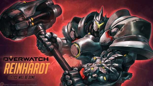 Reinhardt - Overwatch