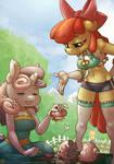 Apple Bloomers Episode 5: Harvest Sun