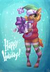 Getting Festive!