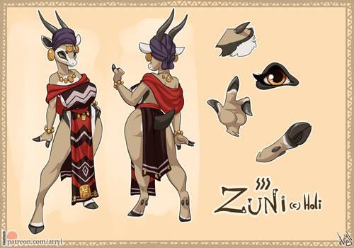 Zuni Ref Sheet