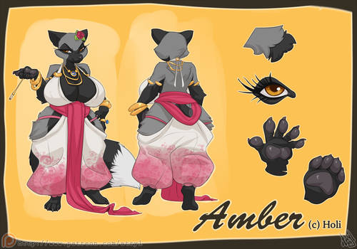 Amber Reference Sheet