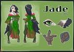 Jade Reference Sheet