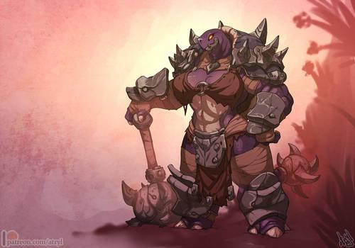 Arcadian War Turtle