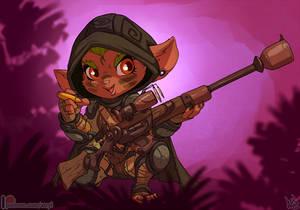 Bush Sniper