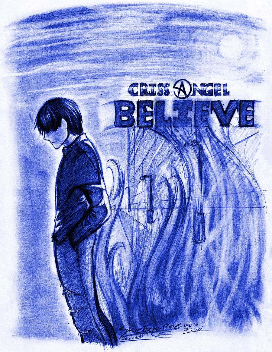 Criss Angel | BeLIEve by SketchyRae
